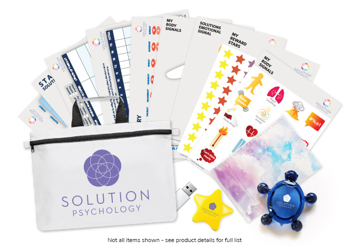 Solutions Satchel